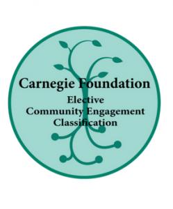 Carnegie Foundation Elective Community Engagement Classifcation